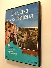 La Casa nella Prateria (Western 1974) Dvd fiction stag 2 vol 18 episodi 11 e 12