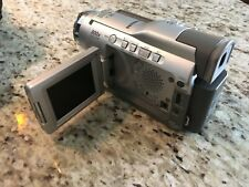 New Listing Samsung Sc-D23/24 Camcorder Mini Dv Digital Camera and Carrying case