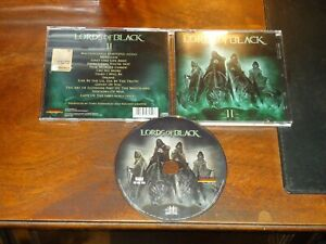 LORDS OF BLACK - II (FRONTIERS RECORDS 2016) POWER METAL