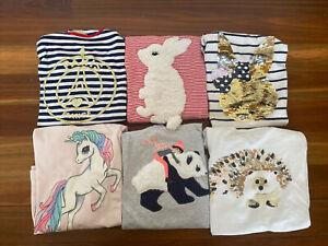 Girls Size 8-10 Pavement, H&M, Target, Gymboree Long Sleeve Top Tshirt Bulk