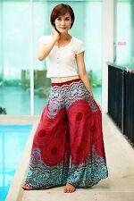 Palazzo Woman Aladdin Boho Baggy Yoga Gypsy Hippie Trouser Wide Leg Pants CP101