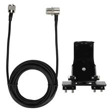 RB66 Car Antenna Clip Mount Bracket Holder Cable for Yaesu UV Mobile Ham Radio