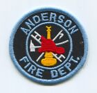 Anderson Fire Department Patch South Carolina SC v3