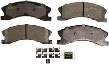 Disc Brake Pad Set-Total Solution Ceramic Brake Pads Front fits Grand Cherokee