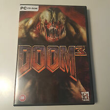 Doom 3 (PC) First Person Shooter ID / Activision 5030917023545