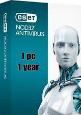 Eset nod32 Antivirus 1year 1divice global