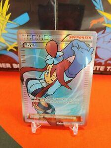 Pokémon XY Breakpoint -Skyla(Full Art) 122/122 - Ultra Rare - NM