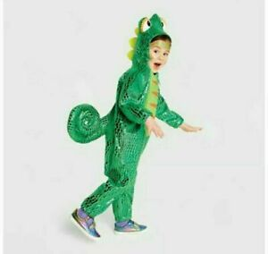 HYDE & EEK Boutique Toddler Size 18-24M CHAMELEON Costume One Piece Jumpsuit NWT
