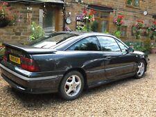 Vauxhall Calibra, 1995, M reg, 2.5 V6 automatic, 9 months mot,