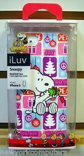 iLuv ICA7H388PUR for iPhone 5/5S Hardshell Case - Snoopy