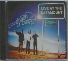 GAGAN BROS BAND - CD - Live At The Catamount - BRAND NEW