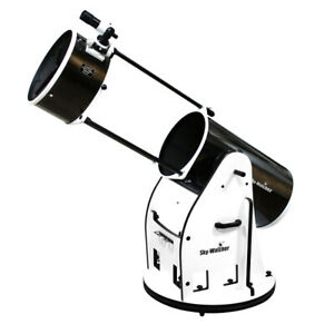 "SKYLINER-400P FLEXTUBE 406MM (16"") F/4.4 PARABOLIC TRUSS-TUBE DOBSONIAN"