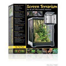 """Exo Terra """"SCREEN"""" Terrarium - 45 x 45 x 60cm 18"""" x 18"""" x 24"""" PT2641"""