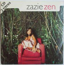 "ZAZIE - CD SINGLE ""ZEN"""