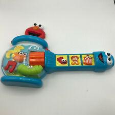 Elmos World Silly Sounds Fish Bowl Guitar Toy Sesame Street Workshop Mattel 2007