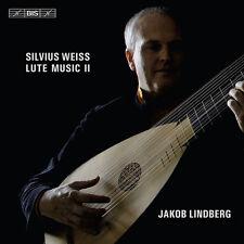 Jakob Lindberg - Lute Music II [New CD]