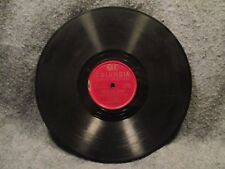 """78 RPM 10"""" Record Kay Kyser The Old Lamp-Lighter & Huggin Chalkin Columbia 37095"""