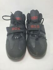 Nike Air Force Operate Eddy Curry EC2 Chicago Bulls PE Red Black Airmax SZ 17