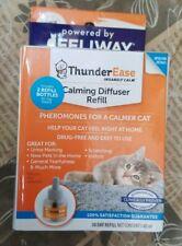 2~30 Day Difuser Refills ~ ThunderEase Cat Calming Pheromone Reduce Scratching