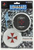 Hori Resident Evil biohazard PS2 Umbrella Memory Card