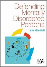Defending Mentally Disordered Persons-ExLibrary