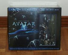 AVATAR EDICION COLECCIONISTA 3 BLU-RAY+2 DVD+FIGURA NUEVO NEW SEALED (SIN ABRIR)