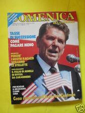 DOMENICA DEL CORRIERE ANNO 88 N. 14 5 APRILE 1986