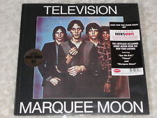 TELEVISION  Marquee Moon 180g LP New Sealed Vinyl