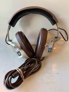 Vintage KOSS K-6 Audio Stereo Headphones
