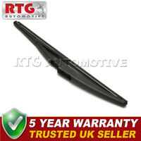 "FOR RENAULT CAPTUR (2013-) HATCHBACK 11"" 290MM REAR BACK WINDSCREEN WIPER BLADE"