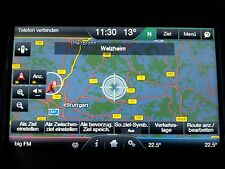 Ford C-MAX SYNC 2 Navigation freischalten  / Update - optional F5 Navi SD Karte