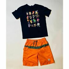 Gap Boys' Graphic Tee and Short Set
