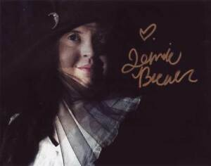 """New Art Print of Autographed Photo 8 X 10 Actor Jamie Brewer From AHS """"Coven"""""""