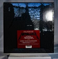 Metallica Rhino Vinyl Box Set LP 2830/5000 SEALED
