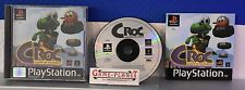 Croc Legend of the Gobbos OVP Sony Playstation 1 P1 PSX Pone mit Anleitung