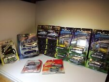 Import Lot Of 16 REVELL-MUSCLE MACHINES-JOHNNY LIGHTING-MAISTO-GREENLIGHT..READ!