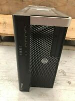 Dell T7600 - 2x Xeon 8 Core E5-2687W@3.10GHz, 256GB DDR3@1600MHz, 800GB SSD+9TB,