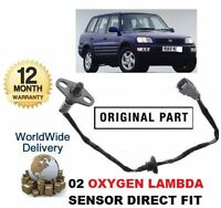 FOR TOYOTA RAV 4 RAV4 2.0 1994-1996 NEW 02 OXYGEN LAMBDA SENSOR DIRECT FIT