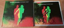 Duran Duran FUTURE PAST Deluxe Edition ** SIGNED / Autographed ** CD