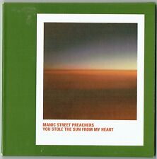 "MANIC STREET PREACHERS - 5"" CD - You Stole The Sun From My Heart (UK 3 Track)"