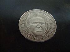 1997-98 Pinnacle Mint Hockey---Mats Sundin Coin---Silver Proof---1/250---XHTF