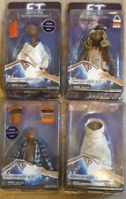 NECA ET FIGURE All 4 FIGURES NEW IN SEALED PACKAGING MADE 2012 E.T