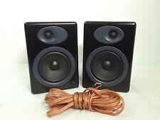 PAIR Audioengine A5 Powered Loudspeaker System, Black #6811