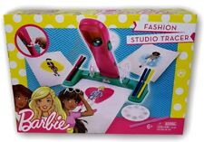 Barbie Fashion Studio Tracer - Draw and Style Designer Clothes - Girls Toy