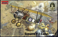 Sopwith F.1 Camel << Roden #040, 1:72 scale