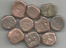Mughals India, ELLICHPUR ( Hyderabad Feud) State TIGER Copper Coin avg 10-12 gm