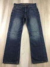 American Eagle Jeans Mens 28 Blue Denim Original Boot Cut Modern Men 28x28