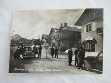 CARTE POSTALE CPSM CLAVIERES DOUANE ITALIENNE