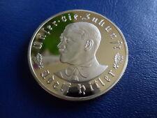24K Gold Adolf Hitler 1933 Commemorative Coin