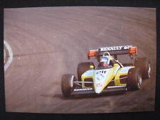 Photo Renault RE50 1984 #15 Alain Prost GP F1 Zandvoort (NL)